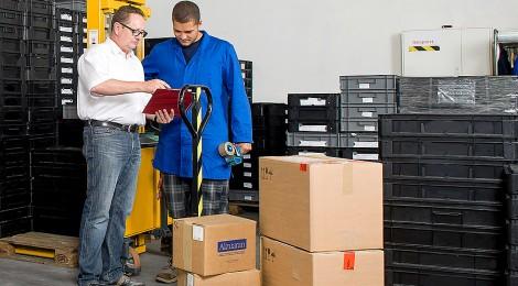 Hetzner Sporrer GmbH | Wareneingangskontrolle