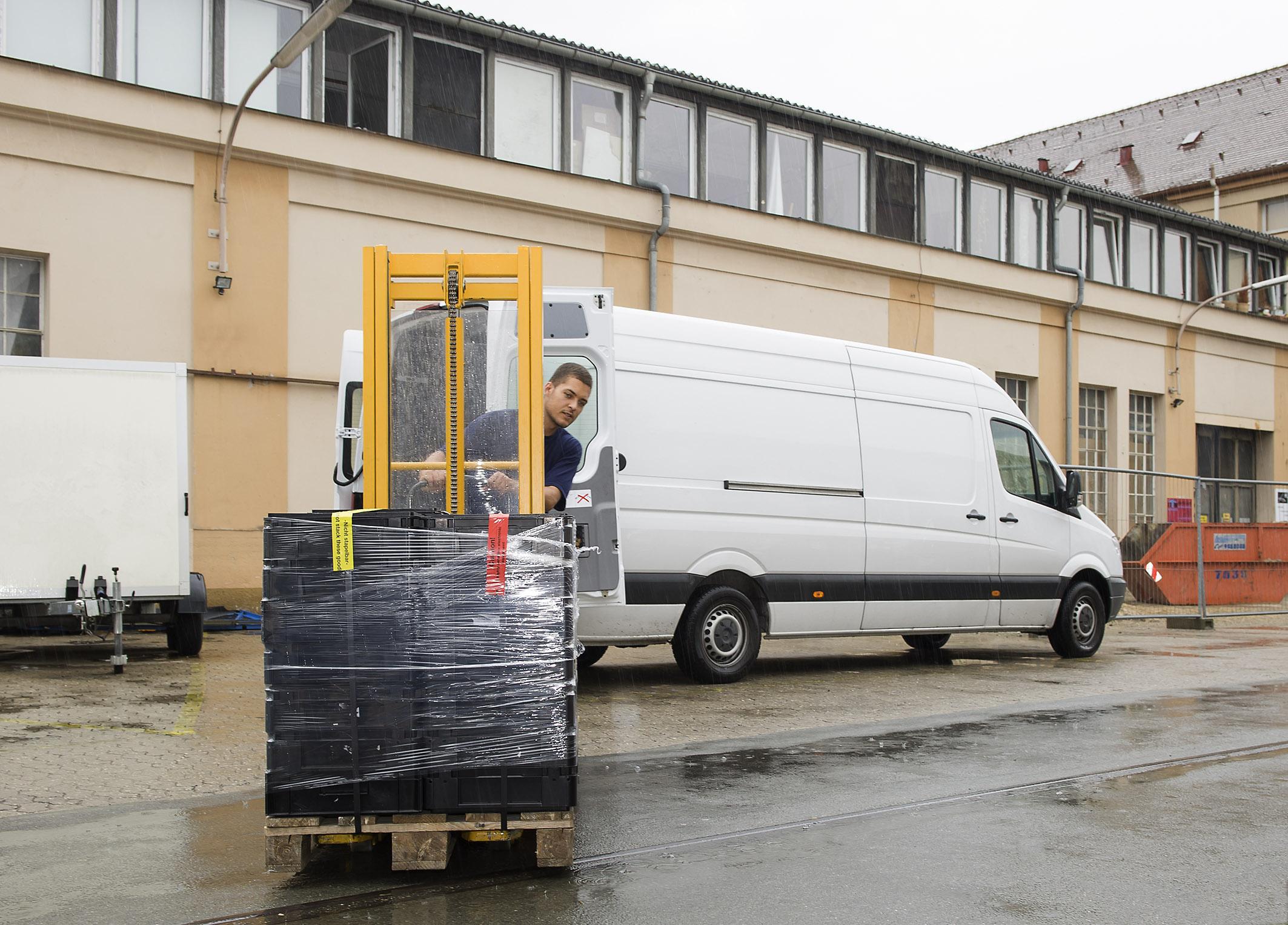 Hetzner Sporrer GmbH | Warenversand