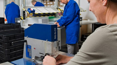 Hetzner Sporrer GmbH   Montagearbeiten für Halbfabrikate