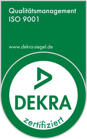 Hetzner-Sporrer | Dienstleistung und Logistik - ISO 9001 Zertifikat